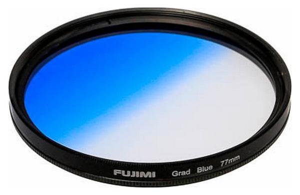 Светофильтр Fujimi Grad Blue 77 мм
