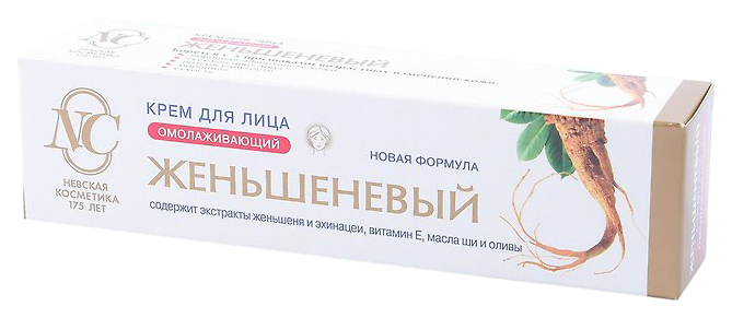 Крем для лица невская косметика купить в екатеринбурге косметика урьяж купить москва