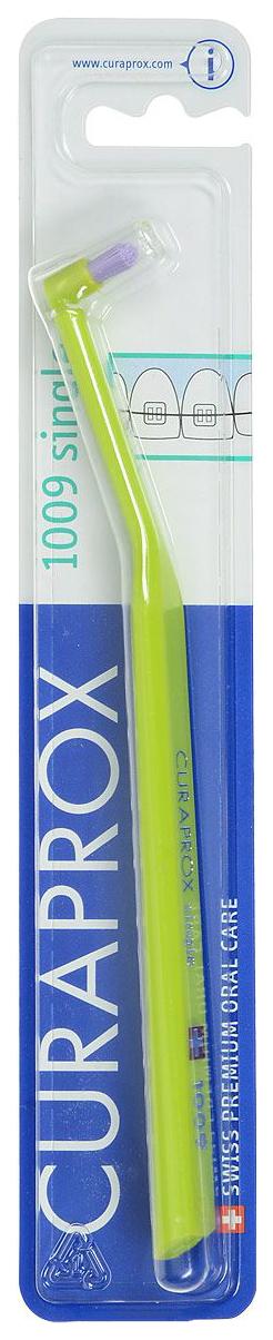Зубная щетка Curaprox монопучковая 9 мм Мануальные зубные щетки