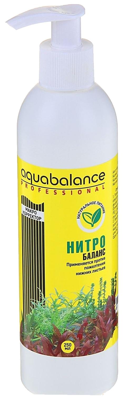 Удобрение Aquabalance Нитро баланс 250мл