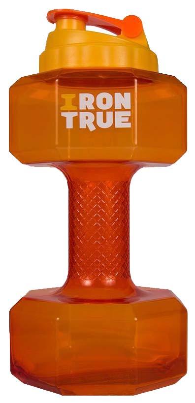 Бутылка IronTrue 2200 мл оранжевый