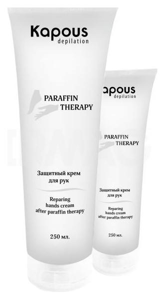 Купить Крем для рук Kapous Body Care после парафинотерапии 250 мл, Защитный крем для рук