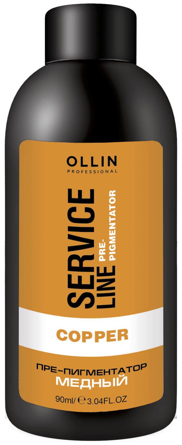 Флюид для волос Ollin Professional Service Line