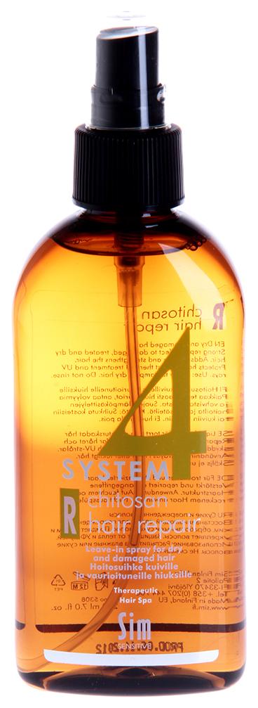 Спрей для волос Sim Sensitive System 4 R Терапевтический 200 мл