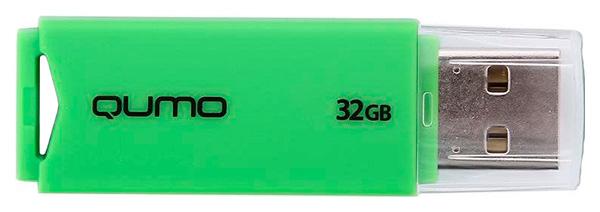 USB флешка QUMO Tropic 32GB Green