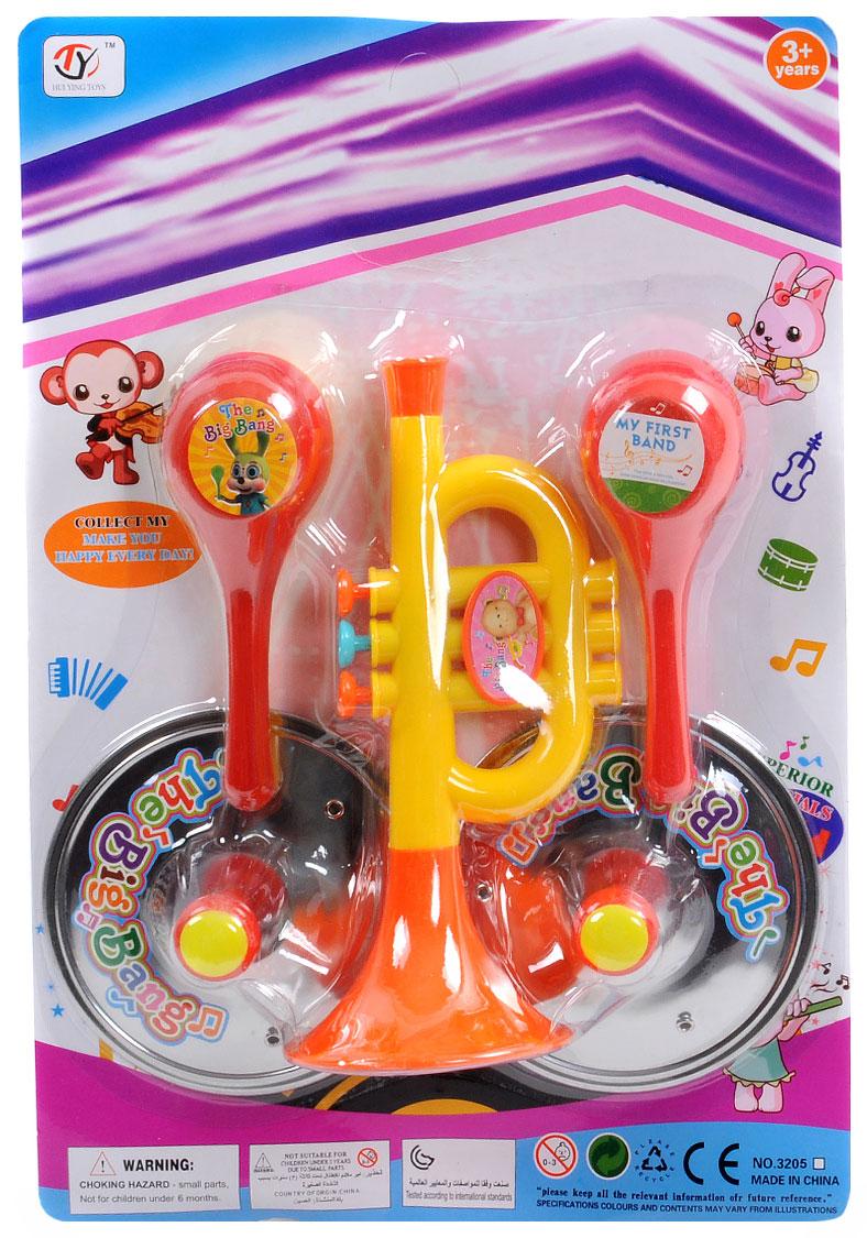 Купить Набор музыкальных инструментов детских Shantou Gepai 1543832, Детские музыкальные инструменты