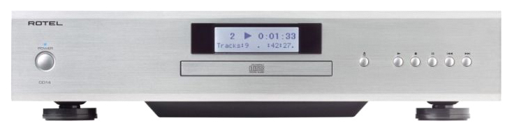 CD проигрыватель Rotel CD14 Silver