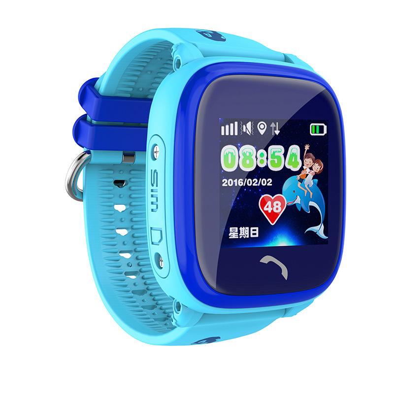 Детские смарт часы Smart Baby Watch DF25G