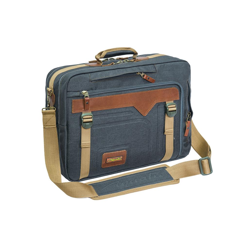 Сумка-рюкзак Aquatic С-16С серая фото