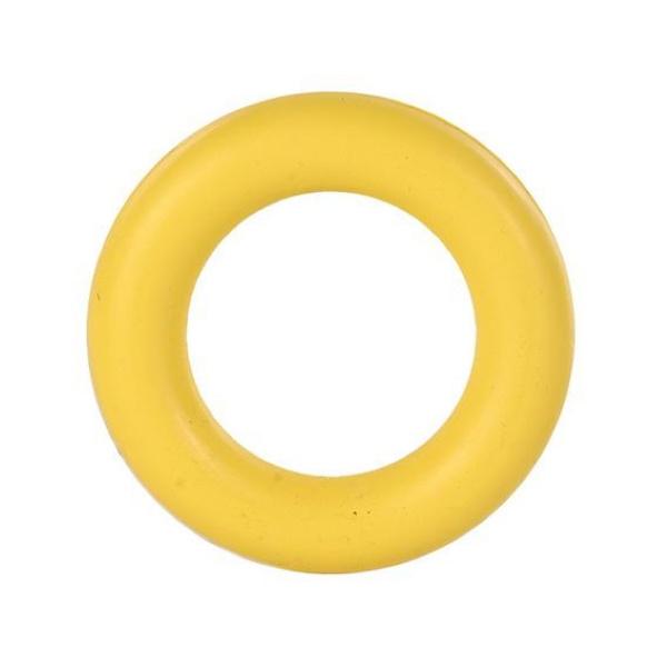 Жевательная игрушка для собак TRIXIE Каучуковое Кольцо, в ассортименте, 9 см