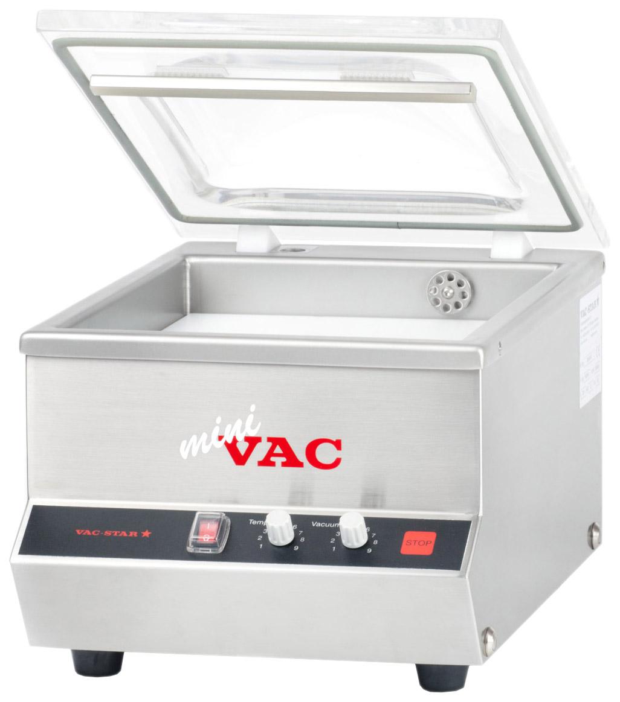 Vac Star MiniVac, Gray Metallic вакуумный упаковщик