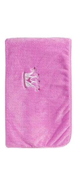 Купить Плед Kidboo Little Princess (цвет: розовый, хлопок/велюр),