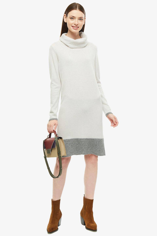 Платье женское SHADE BASHFW19TKV20-859 серое M