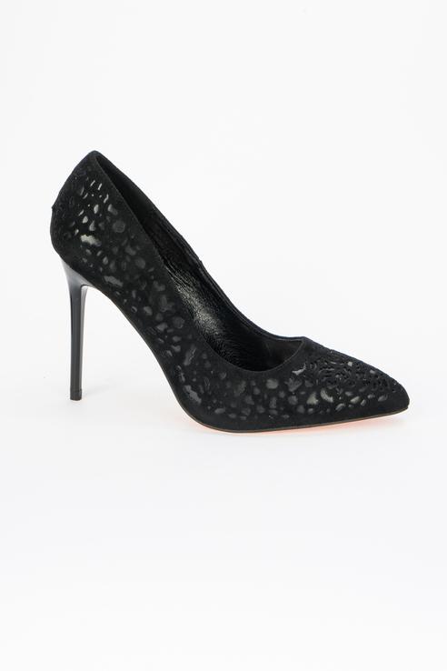 Туфли женские Betsy 909001/02 черные 38 RU фото