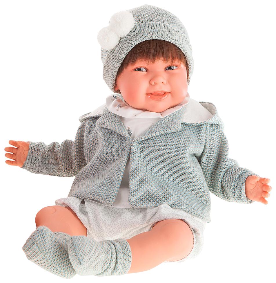 Купить Кукла Макарена , в серой курточке (52 см), Antonio Juan,