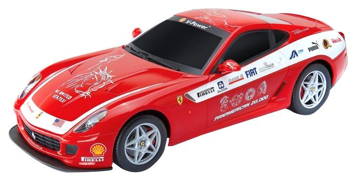 Радиоуправляемая машина MJX Ferrari 599 GTB Fiorano Красный
