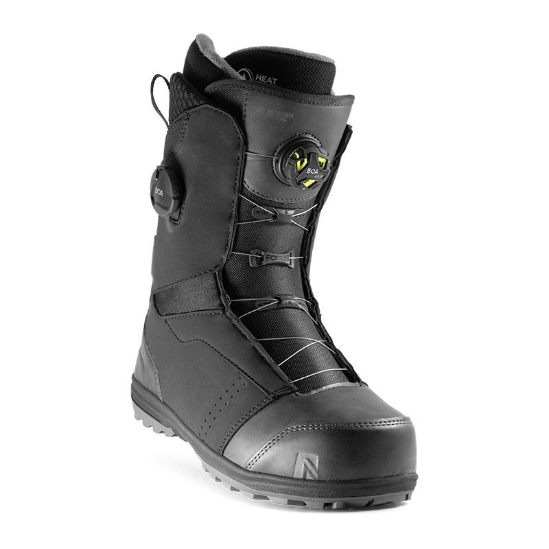 Ботинки Для Сноуборда NIDECKER Triton (2020) черный Triton Black Us:13