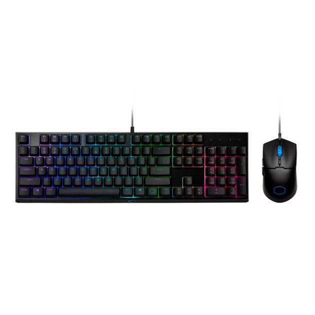 Комплект клавиатура и мышь CM MS