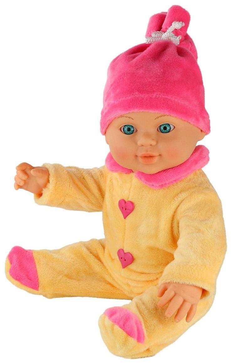Кукла Весна Малышка Сердечки