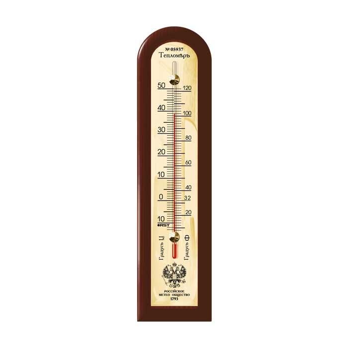 Термометр комнатный спиртовой RST 05937