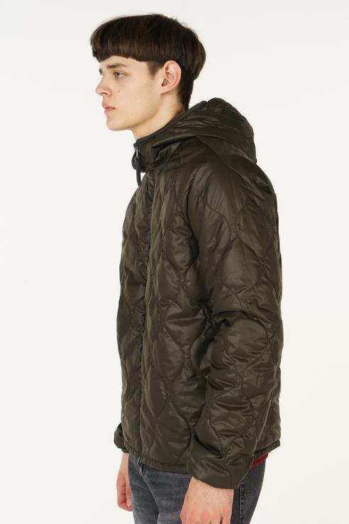 Куртка мужская Marc O'Polo 096770154/486 зеленая S