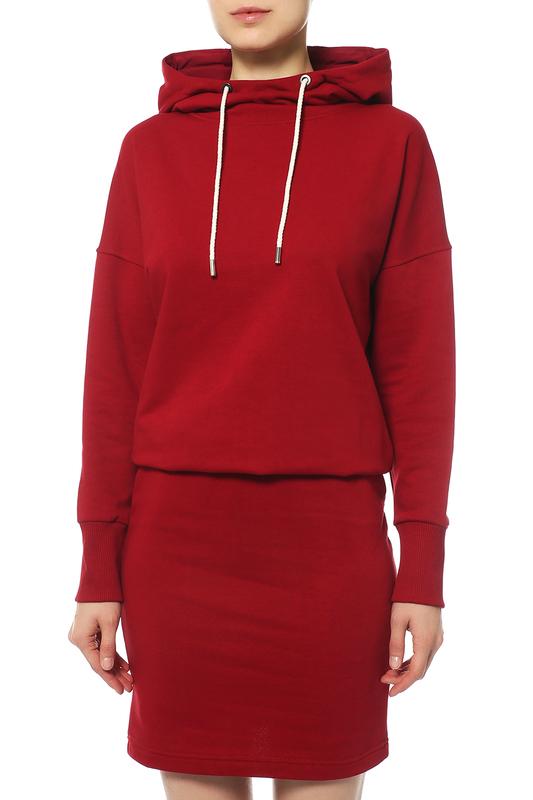 Платье женское Remix 7746/3 красное 50 RU фото