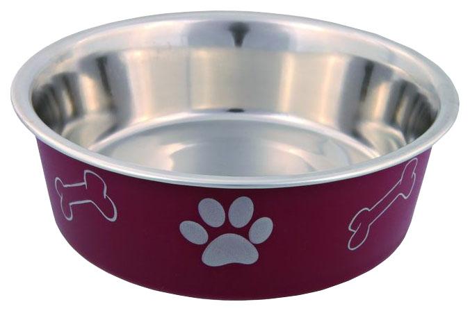Одинарная миска для кошек TRIXIE, металл,