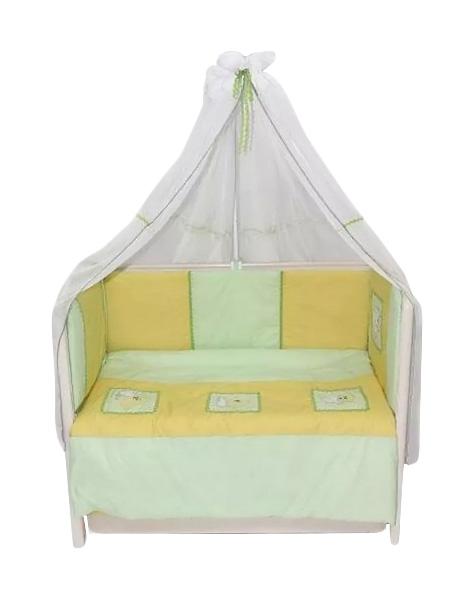 Комплект детского постельного белья Bombus ЦЫПЛЯТА 1104 фото