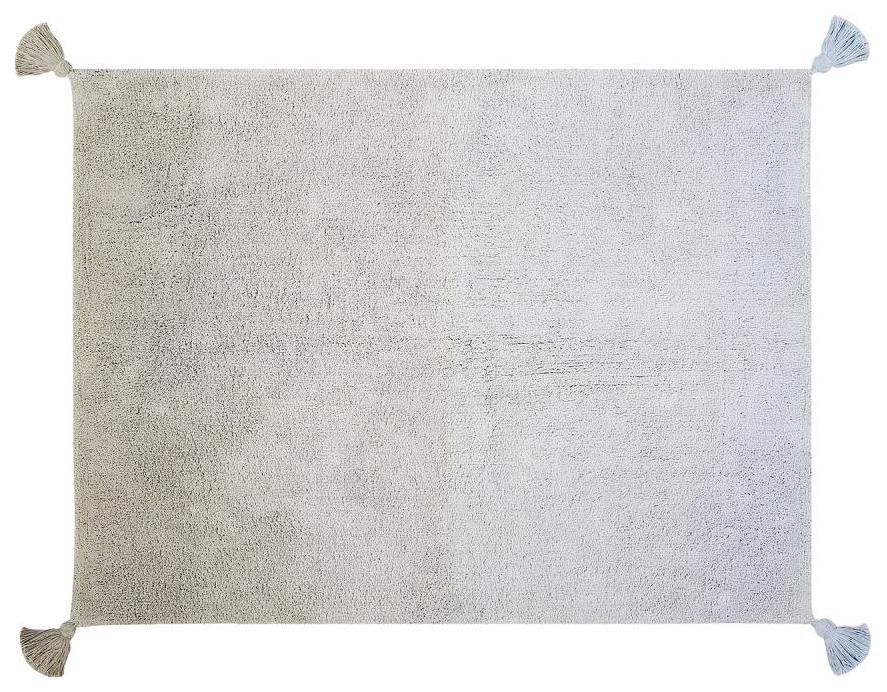Ковер Lorena Canals Градиент Ombre серый голубой 120*160