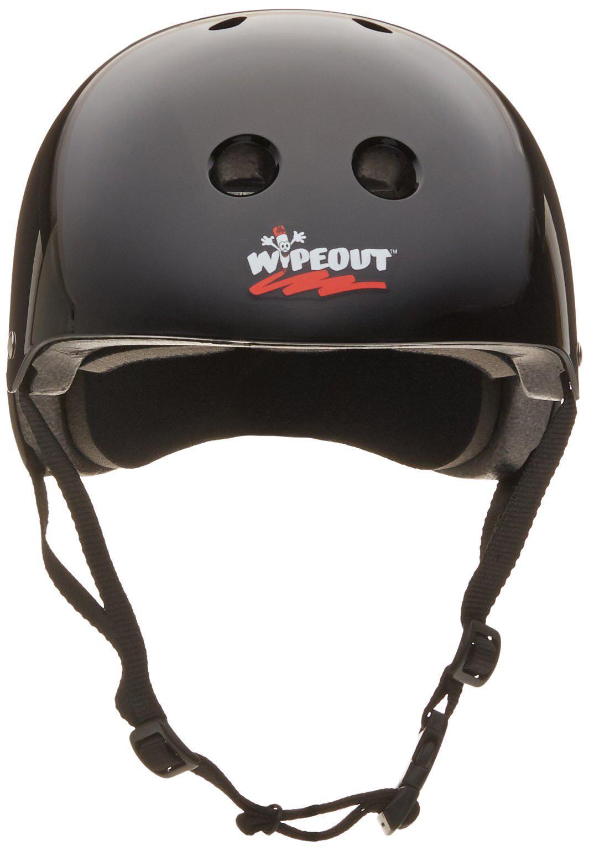 Купить Защитный шлем с фломастерами Wipeout Black M 5+,