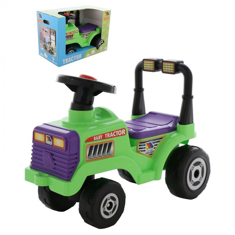 Каталка трактор Митя в коробке Molto 66206_PLS