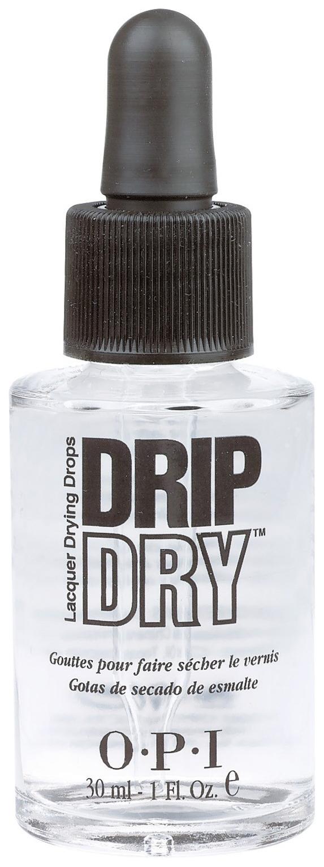 Капли сушка для лака OPI Drip