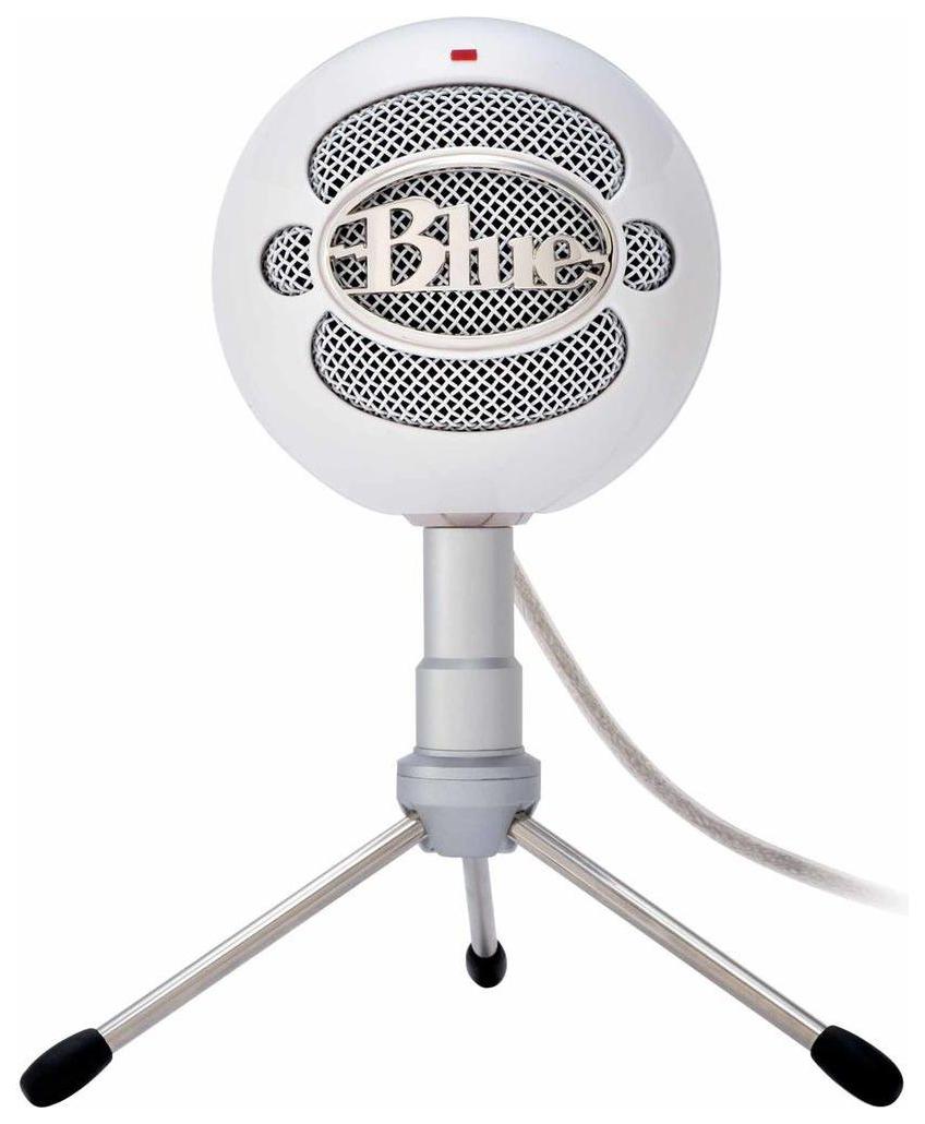 Конденсаторный USB микрофон Blue Microphones Snowball