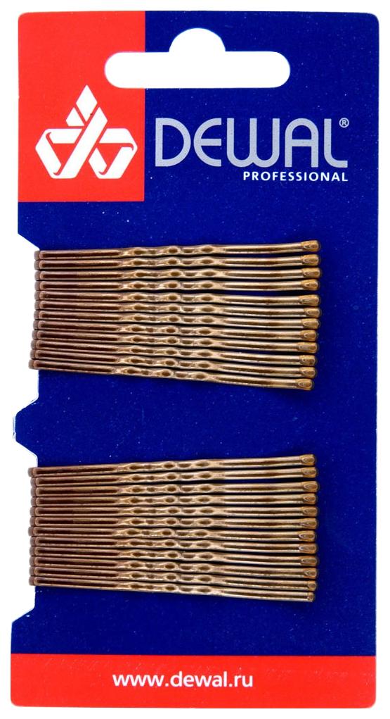 Купить Аксессуар для волос Dewal SLN50V-3/24 50 мм Волна Коричневые 24 шт