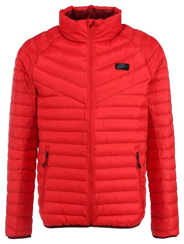 Спортивная куртка мужская Nike Guild 550 Jacket, red, XL