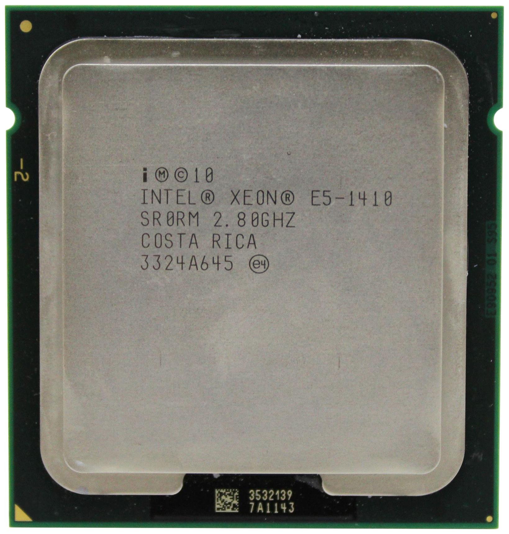 Процессор Intel Xeon E5 1410 OEM