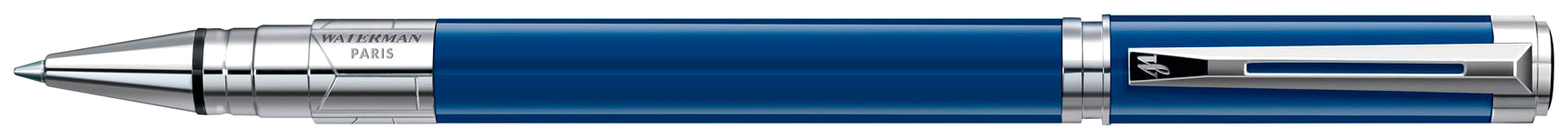 Ручка Waterman Perspective - Deluxe Obsession Blue CT, F