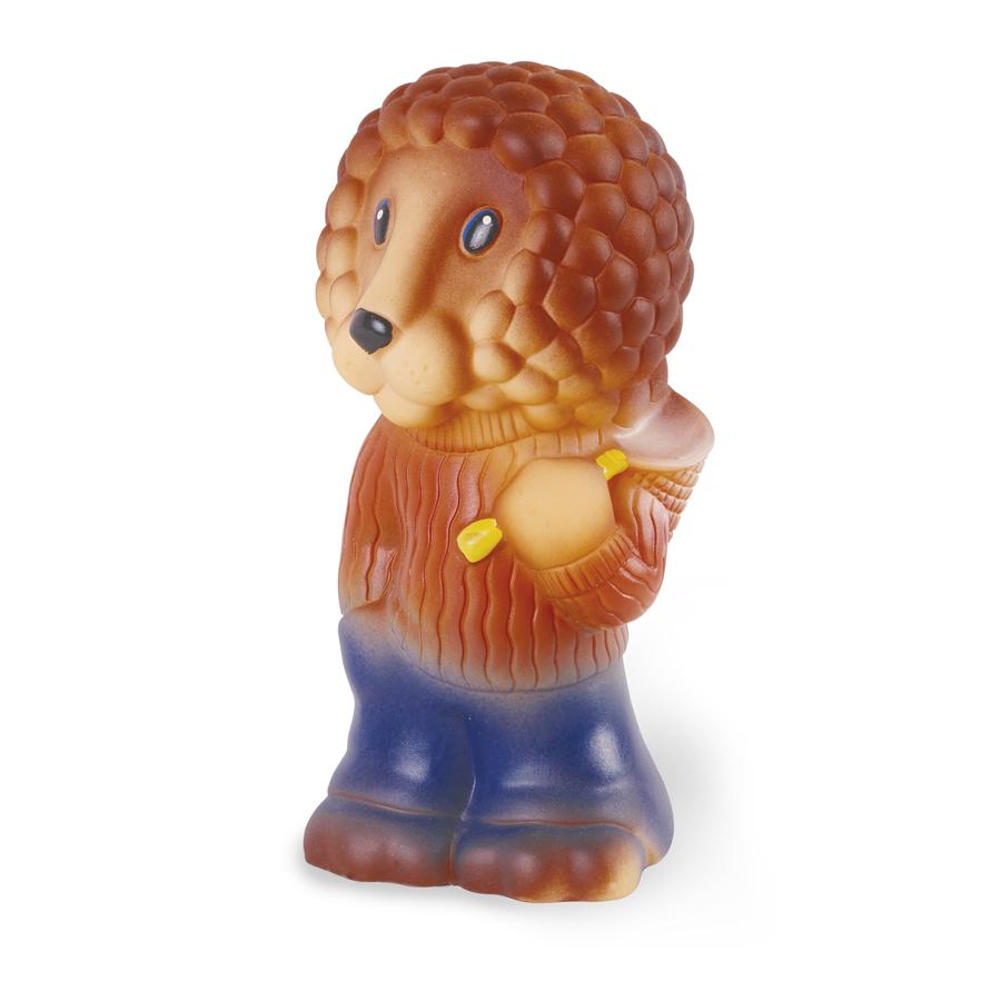 Купить ОГОНЕК Резиновая игрушка Лев Бонифаций С-644о, Огонек, Игрушки для купания