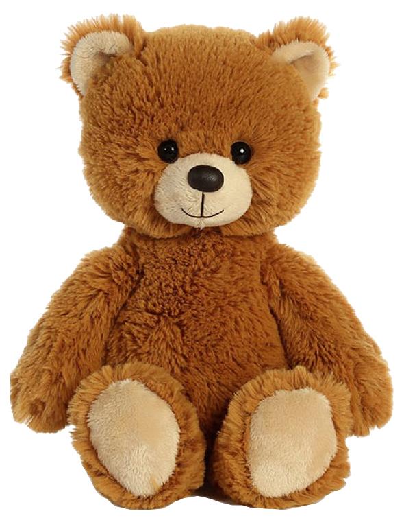 Купить Мягкая игрушка Aurora Cuddly Friends Медвежонок 30 см 180154C, Мягкие игрушки животные