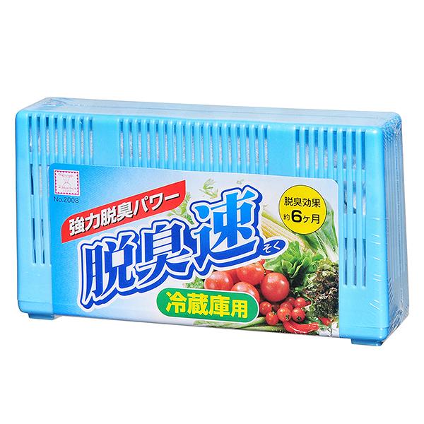 Поглотитель неприятных запахов для холодильника угольный Kokubo 60 г