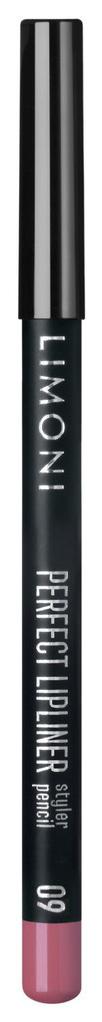 Карандаш для губ Limoni Perfect Lipliner тон 09 1,14 г по цене 313