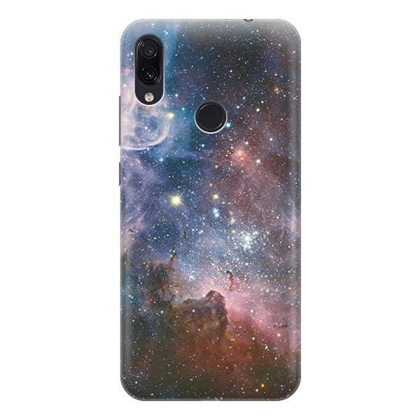 Чехол Gosso Cases для Xiaomi Redmi Note 7 «Космос»