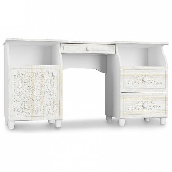 Стол письменный Компасс-мебель Соня премиум СО-9 48x142x73