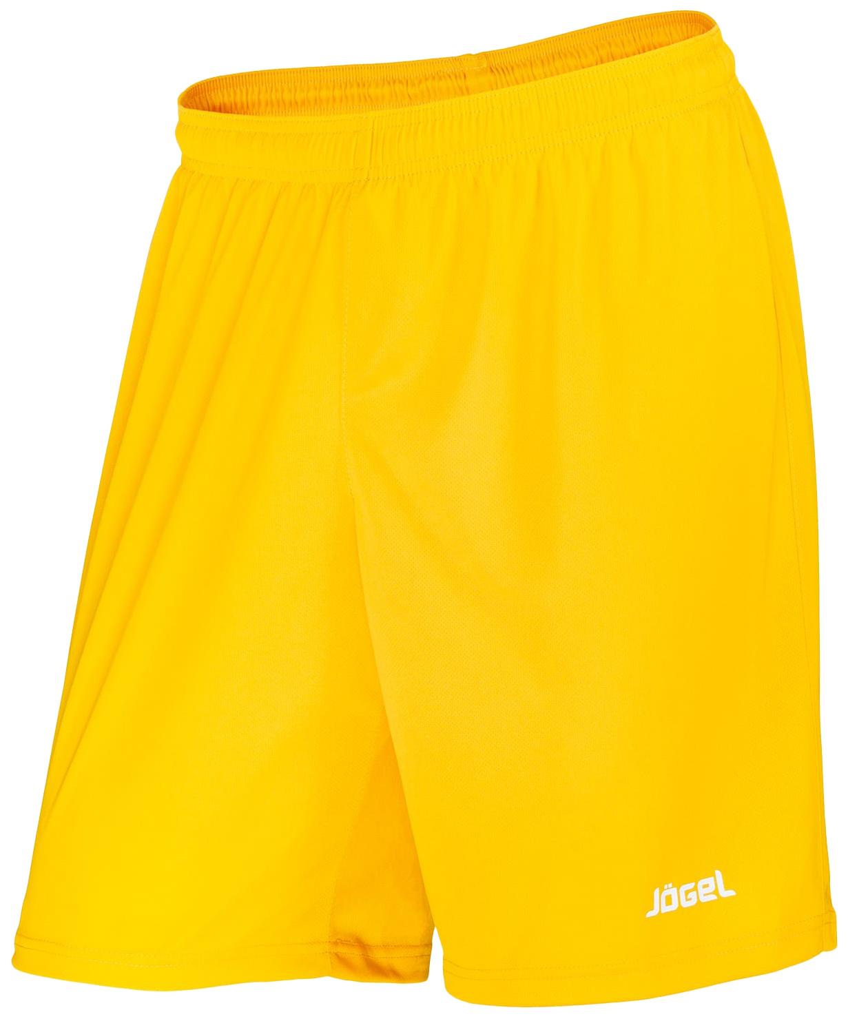 Шорты баскетбольные детские Jogel желтые JBS 1120