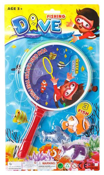 Игровой набор Shenzhen Toys Fishing Dive 6692