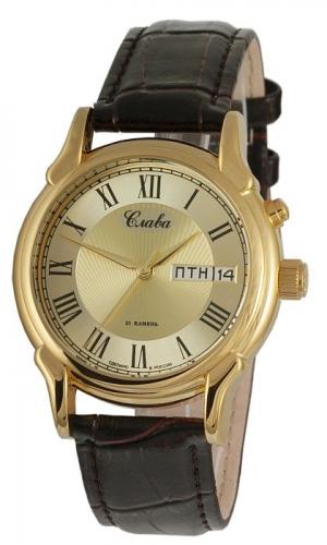 Наручные механические часы Слава Традиция 1239411/300-2428