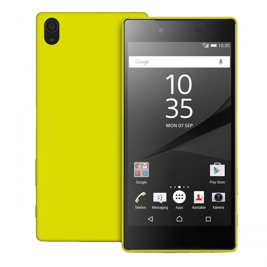 Чехол Puro для Sony Xperia Z5 PREMIUM Green