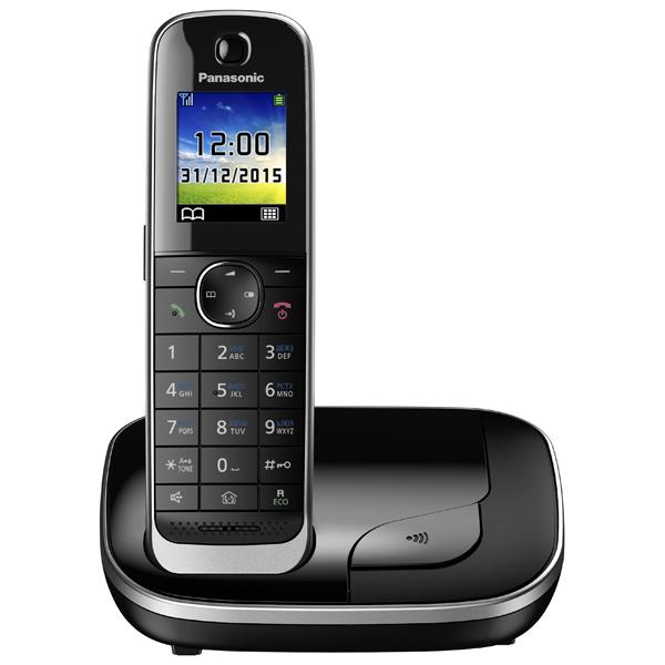 Телефон DECT Panasonic KX TGJ310RUB