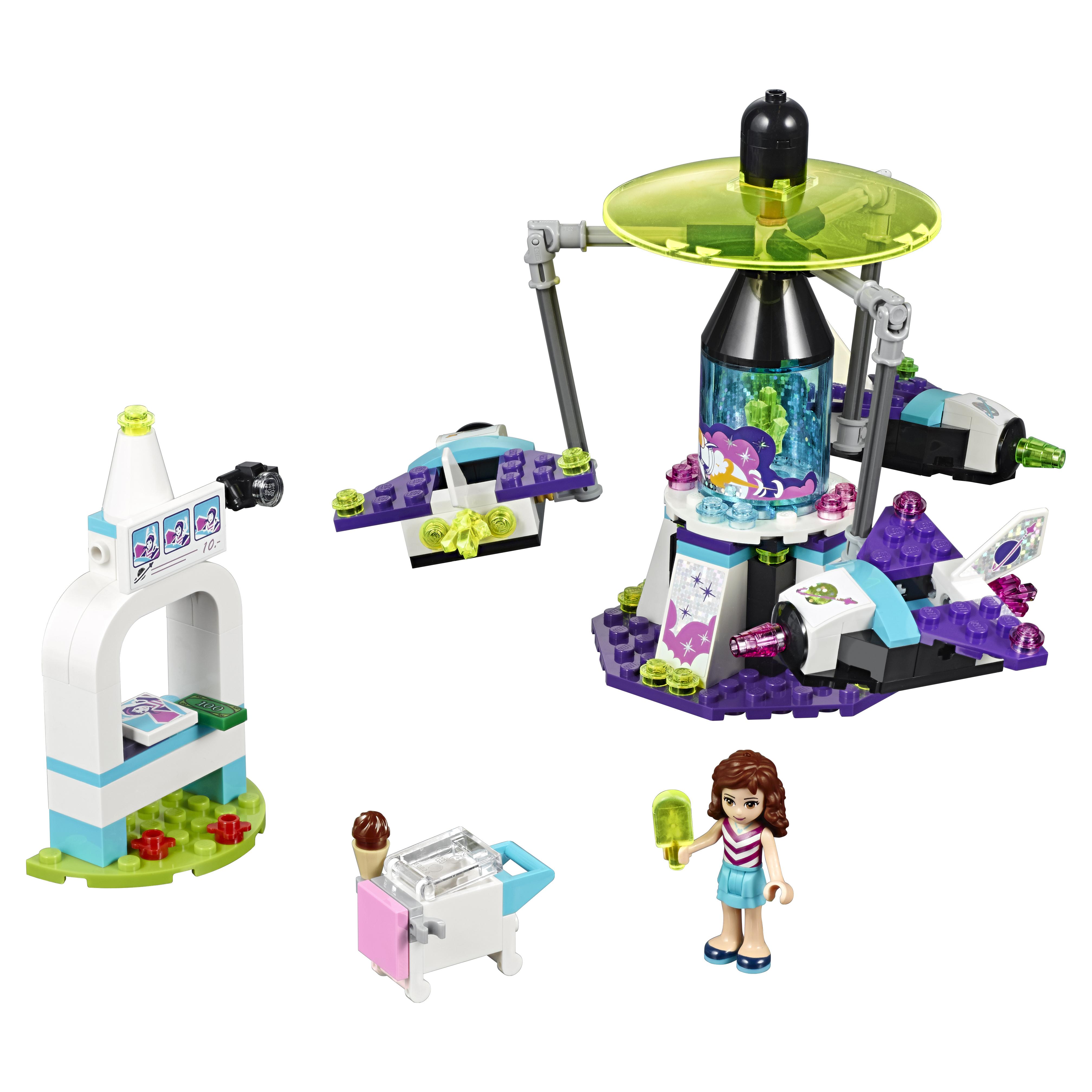 Конструктор LEGO Friends Парк развлечений: Космическое путешествие (41128) фото