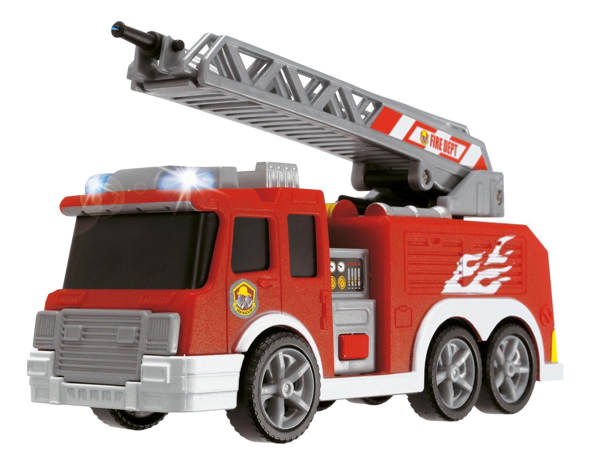 Купить Пожарная машина Dickie, 15 см, Dickie Toys,